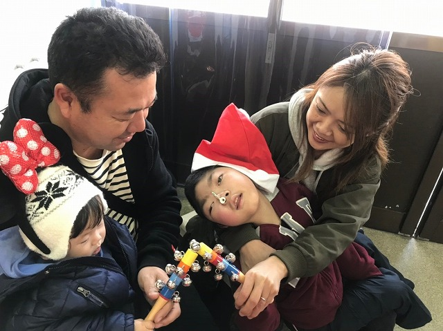 クリスマス@ニコちゃん家_181228_0047