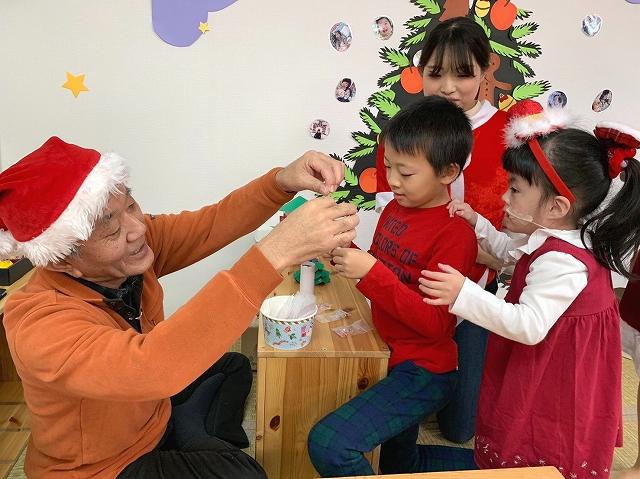にこちゃんちクリスマス会_191228_0025