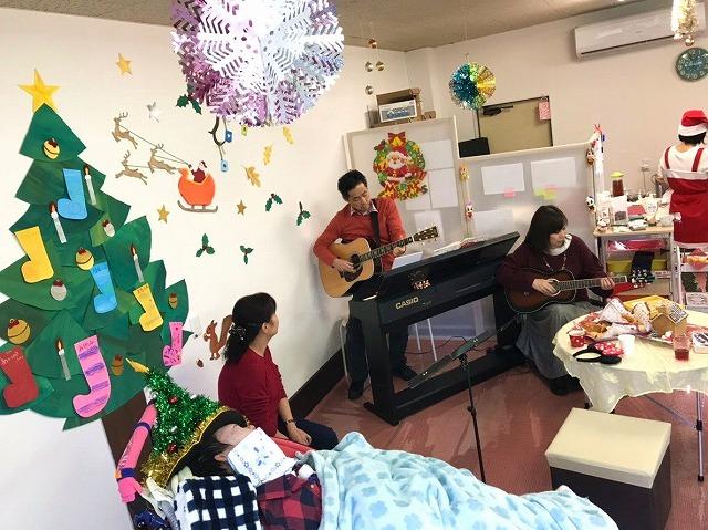 クリスマス@ニコちゃん家_181228_0049